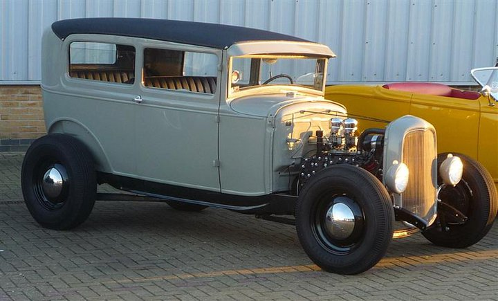 Martin's Sedan