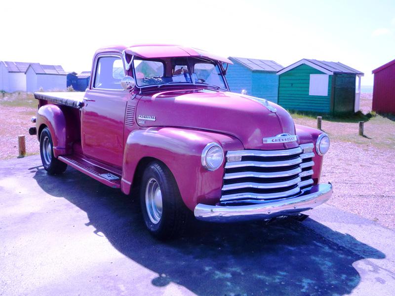 chev ricks truck