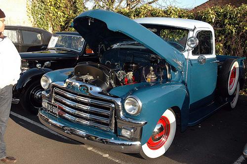 Shaun's Truck