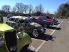 Members cars at meet