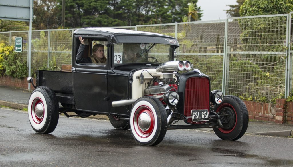 Victory Wheelers – Rod and Custom Car Club
